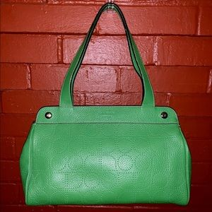 Kate Spade Perforated Leather Tote Bag